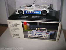 1.43 BMW V12 LM LeMANS 1998 TEAM BMW MOTORSPORT #2 FINA  BMW COLLECTORS MODEL
