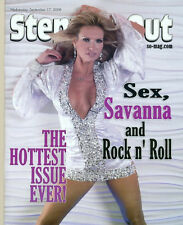 STEPPIN OUT LOT - SAVANNA SAMSON COVER - 2 DIFFERENT COVERS + STEPHAN BENDER