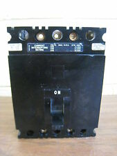 Square D FAL FAP36030 30-Amp 30A 3-Pole 3P Circuit Breaker Used Free Shipping