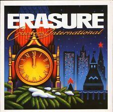 "ERASURE crackers international E MUTE 93 near mint disc uk mute 1988 7"" PS EX/EX"