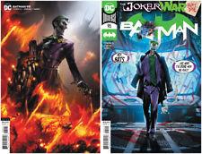 Batman #95 - Joker War - Nm - Dc Comics - Presale 07/21