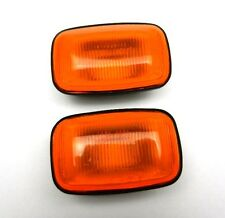 TOYOTA CAMRY CELICA HILUX PREVIA LAND CRUISER FRONT WING INDICATORS SET - AMBER