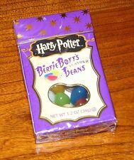 HARRY POTTER BERTIE BOTTS BEAN 1.2oz (34g) Jelly Belly Bott's Candy One Box NEW!