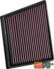 K&N Replacement Air Filter For JAGUAR F-PACE V6-3.0L 2015 (LEFT/DRIVER) 33-3075