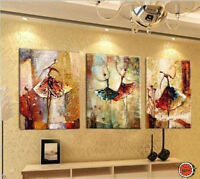 ZWPT46 hot sale 100% hand-painted modern home decor oil painting art on Canvas