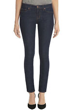 NEW J BRAND Women's Mid Rise Skinny Leg Jeans in Pure Size 25