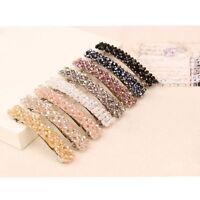 Bling Beads Barrette Hairpin Hair Clip Hair Accessories Crystal Rhinestone