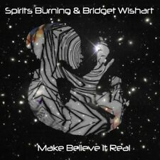 Make Believe Its Real - Spirits Burning (2014, CD NIEUW)2 DISC SET
