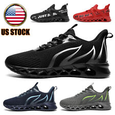 Men's Athletic Shoes Fashion Breathable Casual Tennis Running Fitness Sneakers