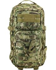 BRITISH ARMY STYLE ASSAULT PACK BACKPACK BAG in BTP MULTICAM 28 LITRE