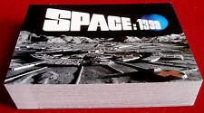 SPACE 1999 - COMPLETE BASE SET (54 cards) - Unstoppable Cards Ltd 2016