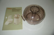 Sunbeam Oskar Food Processor 14081 Replacement Processing Container Cover Manual