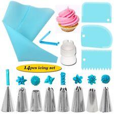 14 pcs Cake Pastry Decorating Set Cream Cake Decorator Kitchen Tool Gadgets