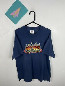 """MENS VINTAGE NO USE FOR A NAME BAND T SHIRT TOP SIZE LARGE CHEST 44"""" Good CON"""