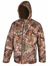 WATERPROOF RealTree EDGE Tricot XL LG M Mens Insulated Parka Jacket Coat Camo