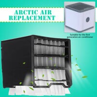 Portable Air Cooler Fan Filter Replacement While Evaporative Easy Way Square