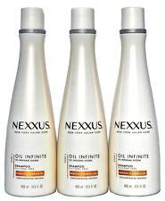 Nexxus Oil Infinite Rebalancing Shampoo Babassu & Marula 13.5 oz. Lot of 3