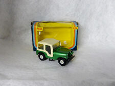 Corgi Toys 419 Jeep CJ5 Neuve/Boite (#A19)
