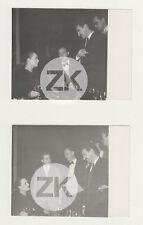 LOUISE BROOKS Paris CINEMATHEQUE FRANCAISE Snapshot 2 Photos 1958