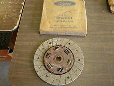 NOS OEM Ford 1965 Mercury Comet Clutch Disc 6 Cylinder