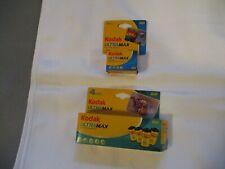KODAK UltraMax Film 35mm 24 Exposures ISO 800 & 400