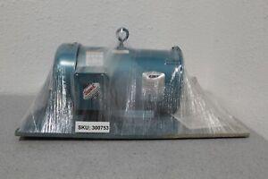 NEW Cat Pumps Baldor 8042 208-230/460 3ph 5hp 1750rpm Pressure Washer Pump Motor