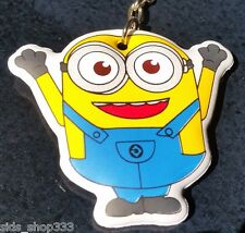 MINIONS ! YIPEE Banana time Soft Keychain Key chain collectible DESPICABLE ME