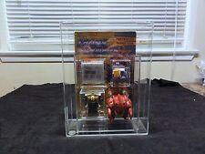 1989 Monstructor Transformers AFA Pretenders Slog Loose MIB BOX MOC