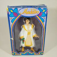 Vintage Disney Aladdin King of Thieves Figure Ornament 1997 Christmas Grolier