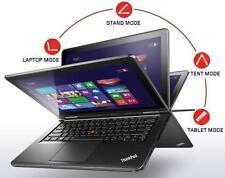 IBM Lenovo ThinkPad Yoga S1 12,5 Zoll (128S GB, Intel Core i5 4. Gen, 1,9GHz)
