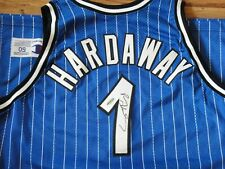 PENNY HARDAWAY UPPER DECK AUTHENTICATED UDA SIGNED MAGIC PRO JERSEY AUTOGRAPH