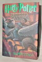 Harry Potter and the Prisoner of Azkaban USA HB 1/1 signed by JK Rowling