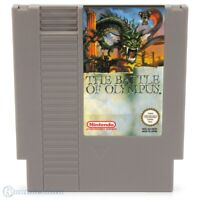 Nintendo NES Spiel - The Battle of Olympus PAL-B Modul