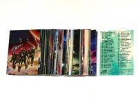 1994 FORBIDDEN UNIVERSE LUIS ROYO SERIES 2 BASE 90 CARD SET FANTASY ART WOMEN!