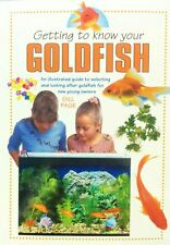 Getting To Know Your Goldfish - Book Read Aquarium Fish Swim Water Pet Sale