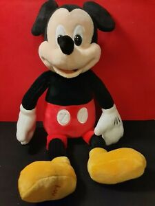 "Disney Scentsy Mickey Mouse Buddy Plush 17"""