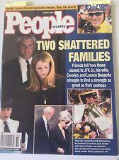 People Magazine JFK Jr. His Wife Carolyn August 9, 1999 051117nonrh