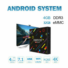 H96 Max H2 Android 7.1 TV Box 4GB+32GB Quad-Core RK3328 5G WiFi 4K Media Player