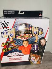 WWE United States Championship Title Belt Airnormous Inflatable NEW