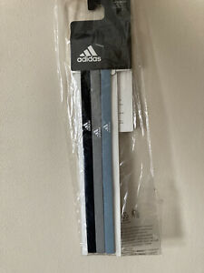 Adidas New 3 Pack Hairbands