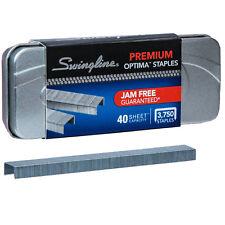 Swingline 35556 Optima Premium Staples 14 Leg Box Of 3750