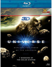 The Universe: 7 Wonders of the Solar System [New Blu-ray] With Blu-Ray 3-D