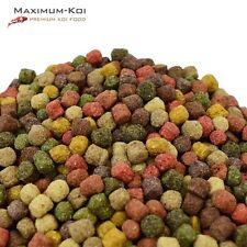 KOIFUTTER 5 kg *10 Sorten Top Mix* 6mm / Spirulina, Astax, Krill / Fischfutter
