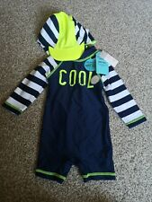 BRAND NEW Boys 2 Piece Swimsuit 3-6months.