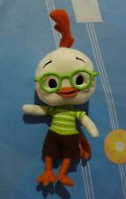 "Disney Chicken Little 11"" McDonald Plush Stuffed Animal Doll Soft Toy 2005"
