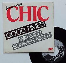 "Vinyle 45T Chic  ""Good times"""