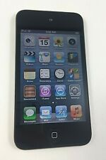 Apple iPod Touch 4th Generation Black 16 Gb Excellent Condition 90 Day Warranty