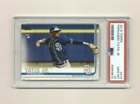 2019 Topps Series 2 #410 RC Rookie Fernando Tatis Jr. PSA 10 GEM MINT 9872