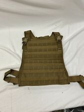 Eagle Allied Industries USMC Coyote Body Armor MBSS Plate Carrier L/XL FSBE