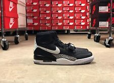 Nike Air Jordan Legacy 312 Mens Basketball Shoe Black/White AV3922-001 NEW Sz 13